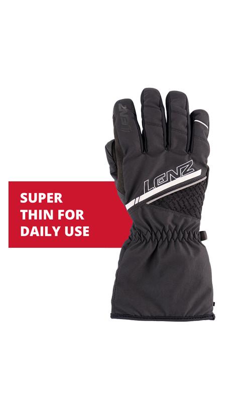 Lenz heat glove 5.0 Urban line unisex