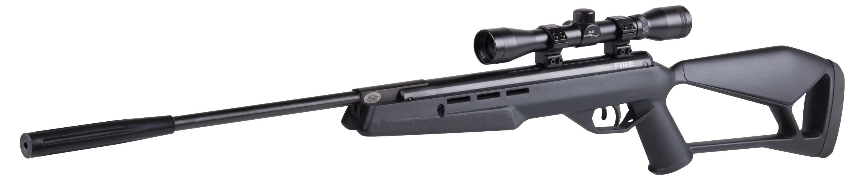 Crosman Fire NP 365m/s  ilmakivääripaketti kiikaritähtäimellä