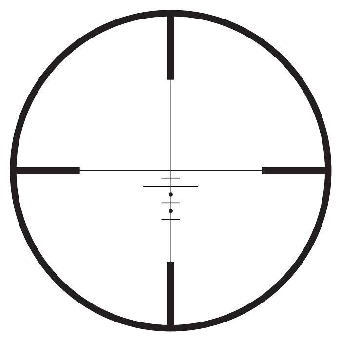 Meopta Meostar R2 1-6x42 RD BDC-2 kiikaritähtäin valaistulla ristikolla