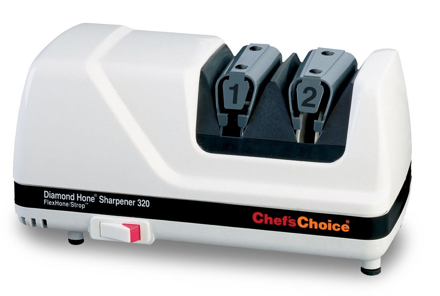 Chef´s Choice M320 valkoinen teroituskone