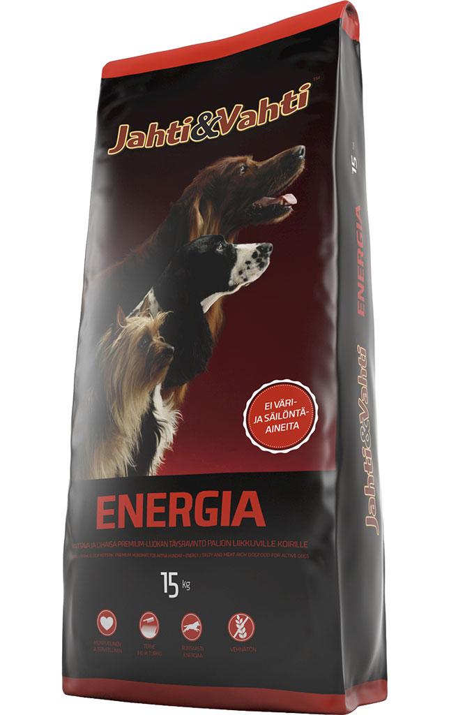Jahti&Vahti Energia 15kg
