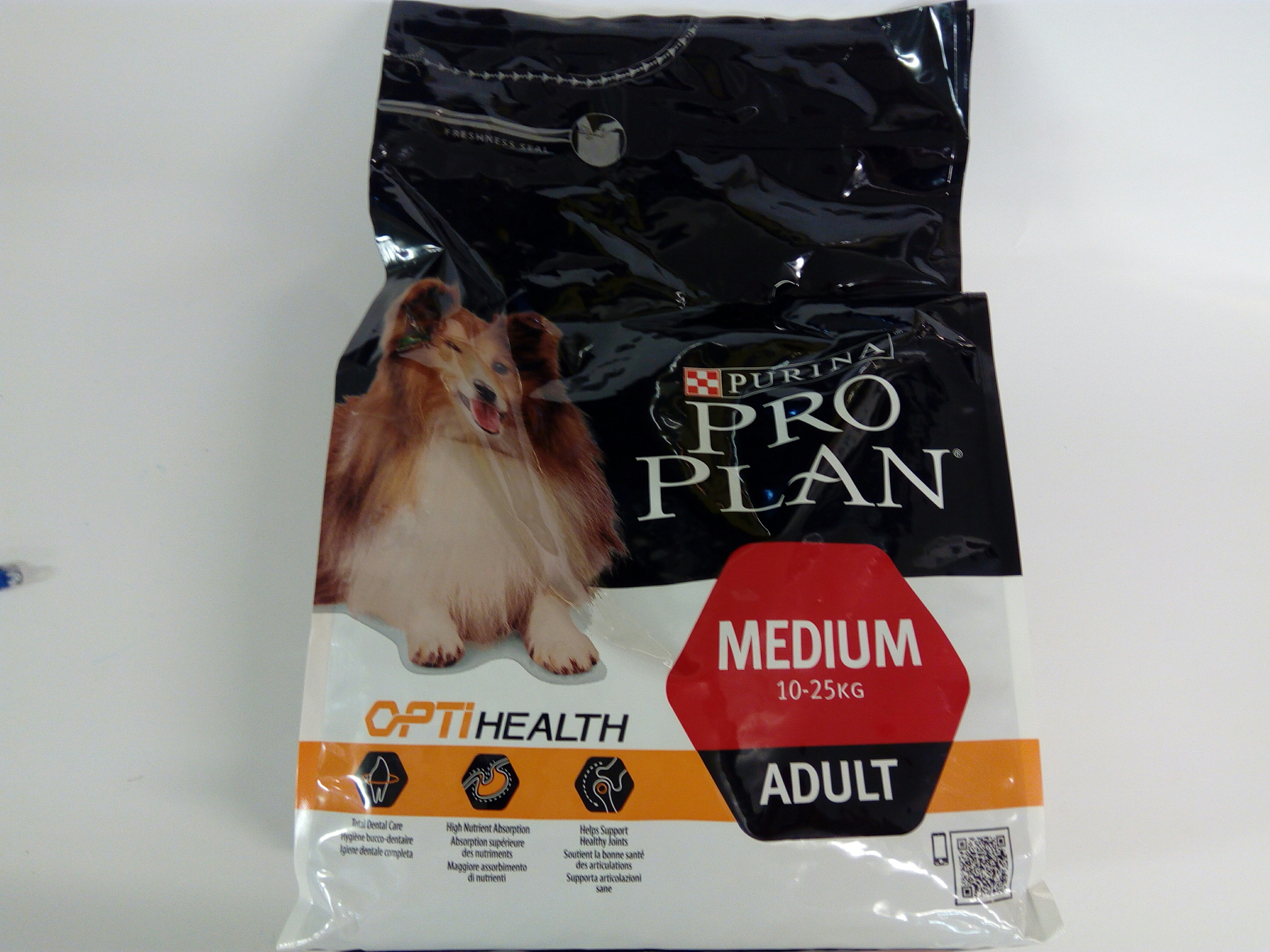 Purina Pro Plan Medium Adult kana&riisi 3kg pussi