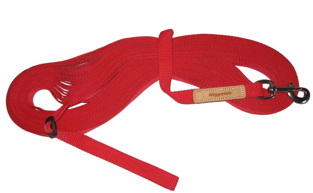 Niggeloh Jäljestysliina punainen 20mm / 20 m