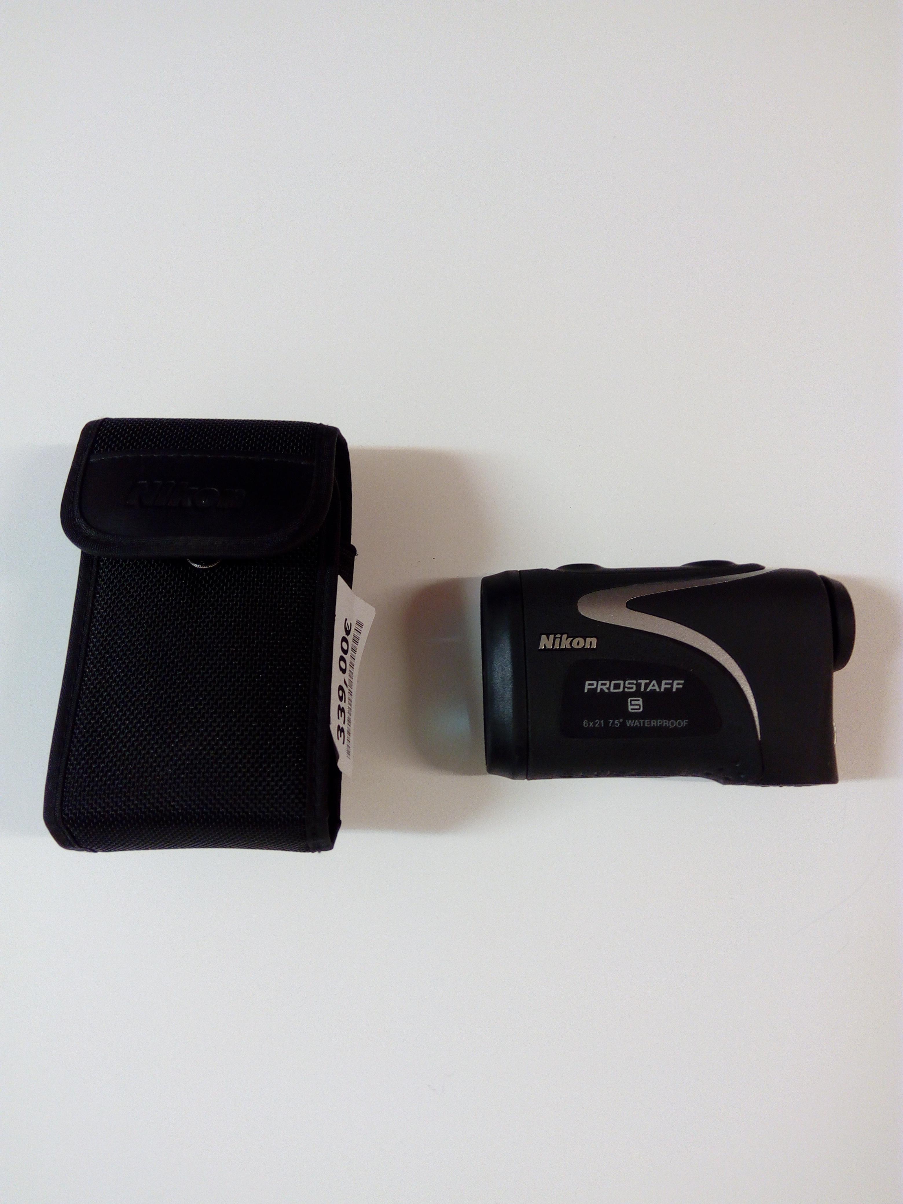 Nikon prostaff 6x21  laseretäisyysmittari
