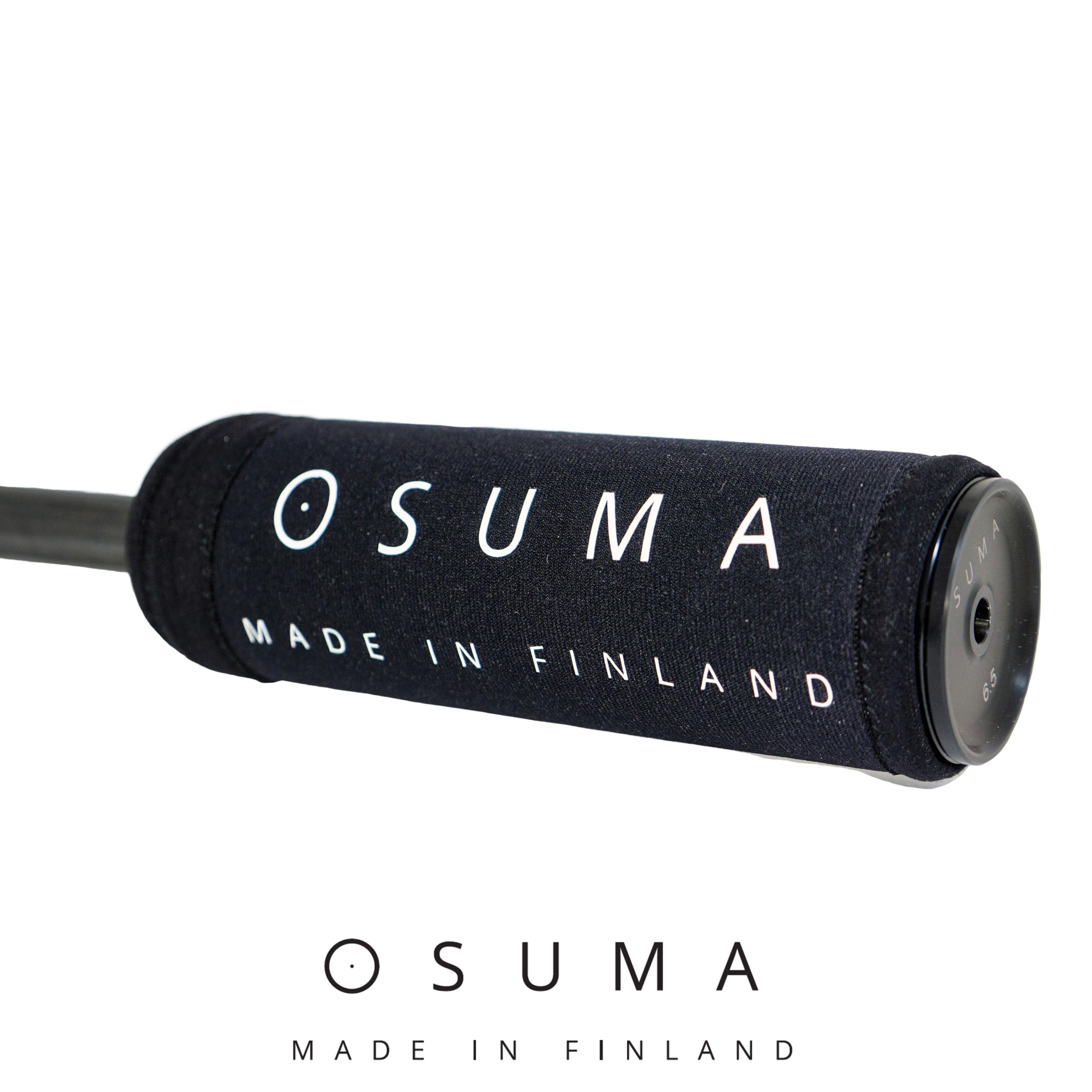 Osuma äänenvaimentimen suojus 170 mm