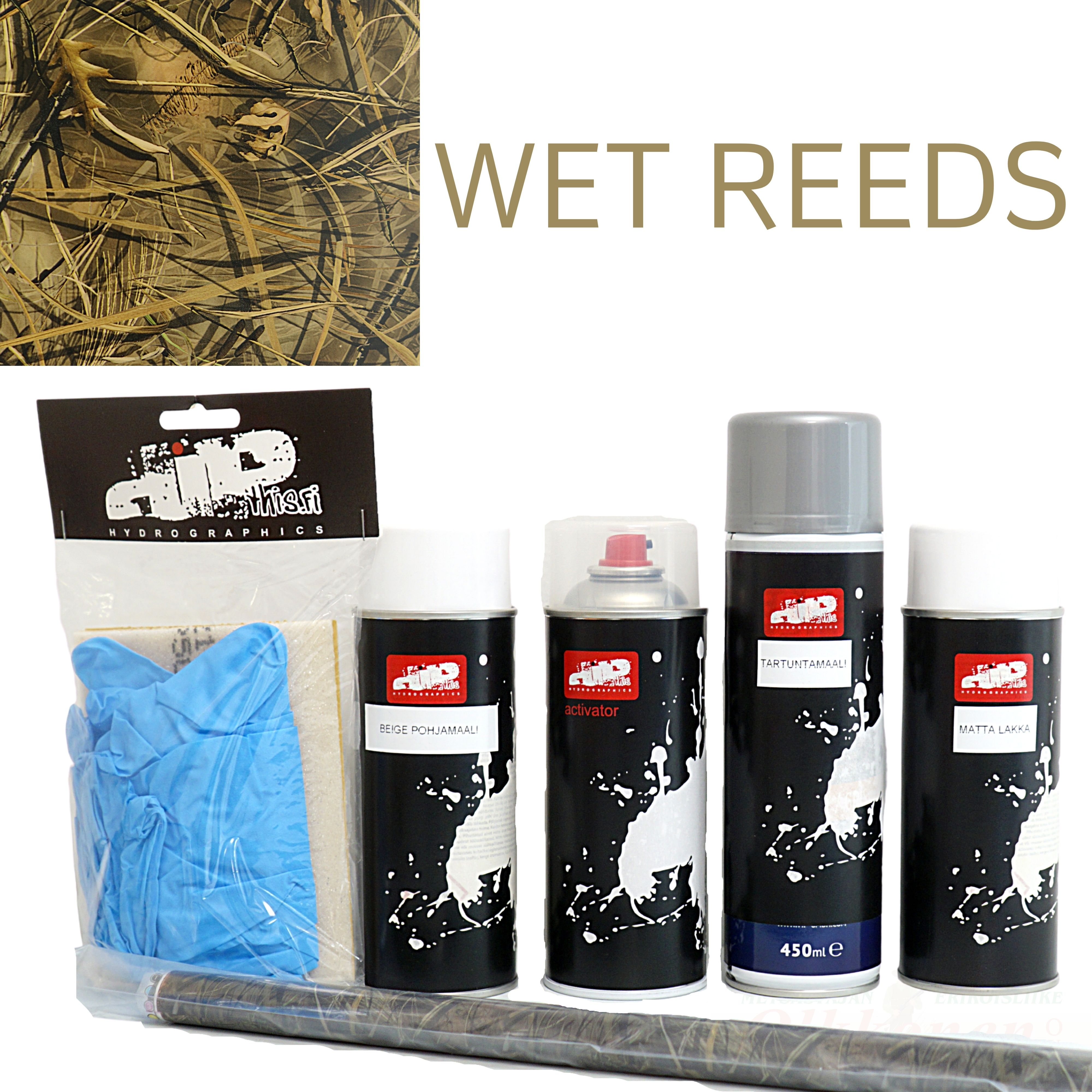 Dippaussetti Small Wet Reeds