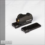 Osuma jalusta Aimpoint Micro H-1, 11mm kiinnityskiskolle