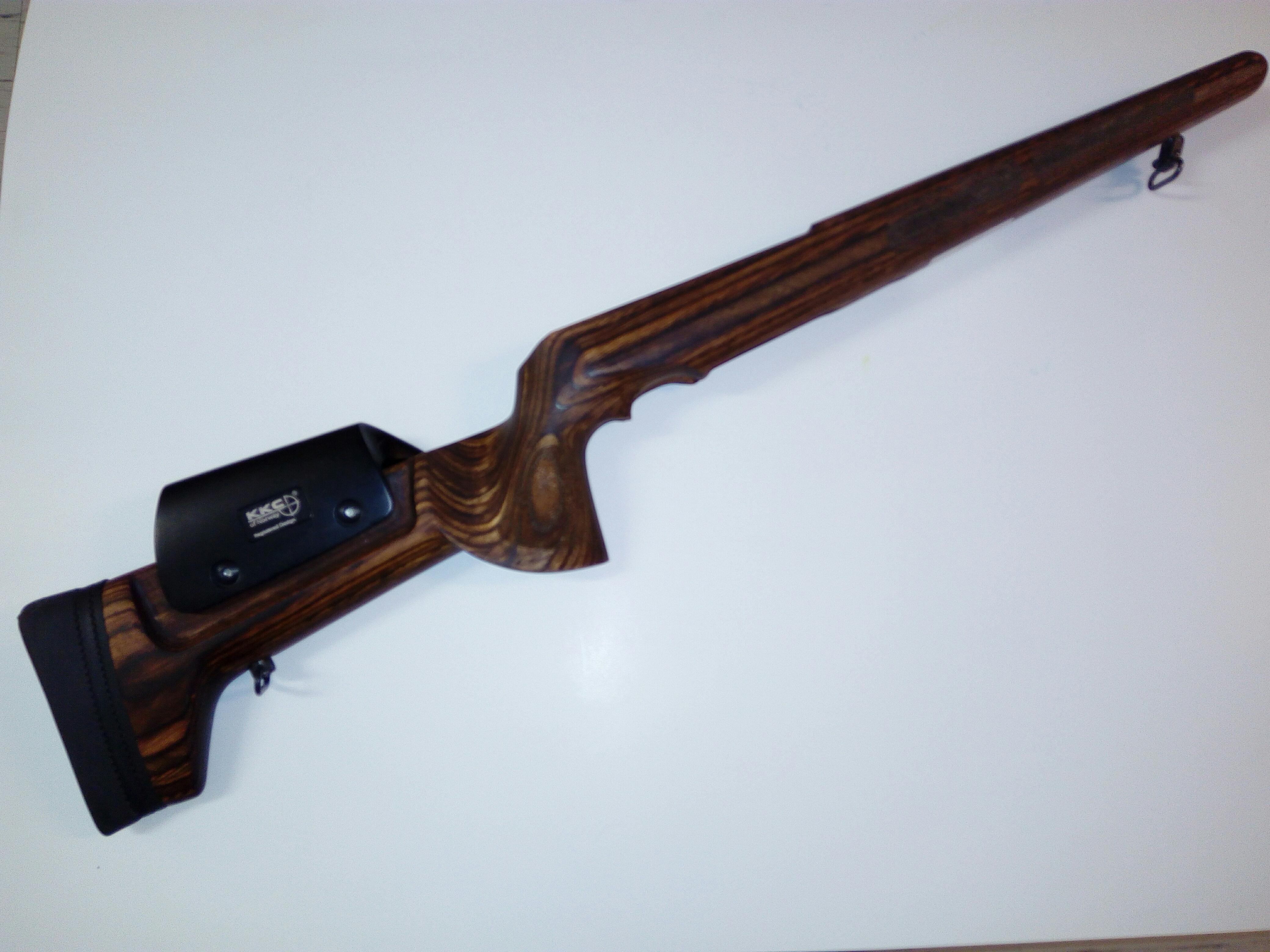 KKC tukki Sako Mauser ruskea Käytetty