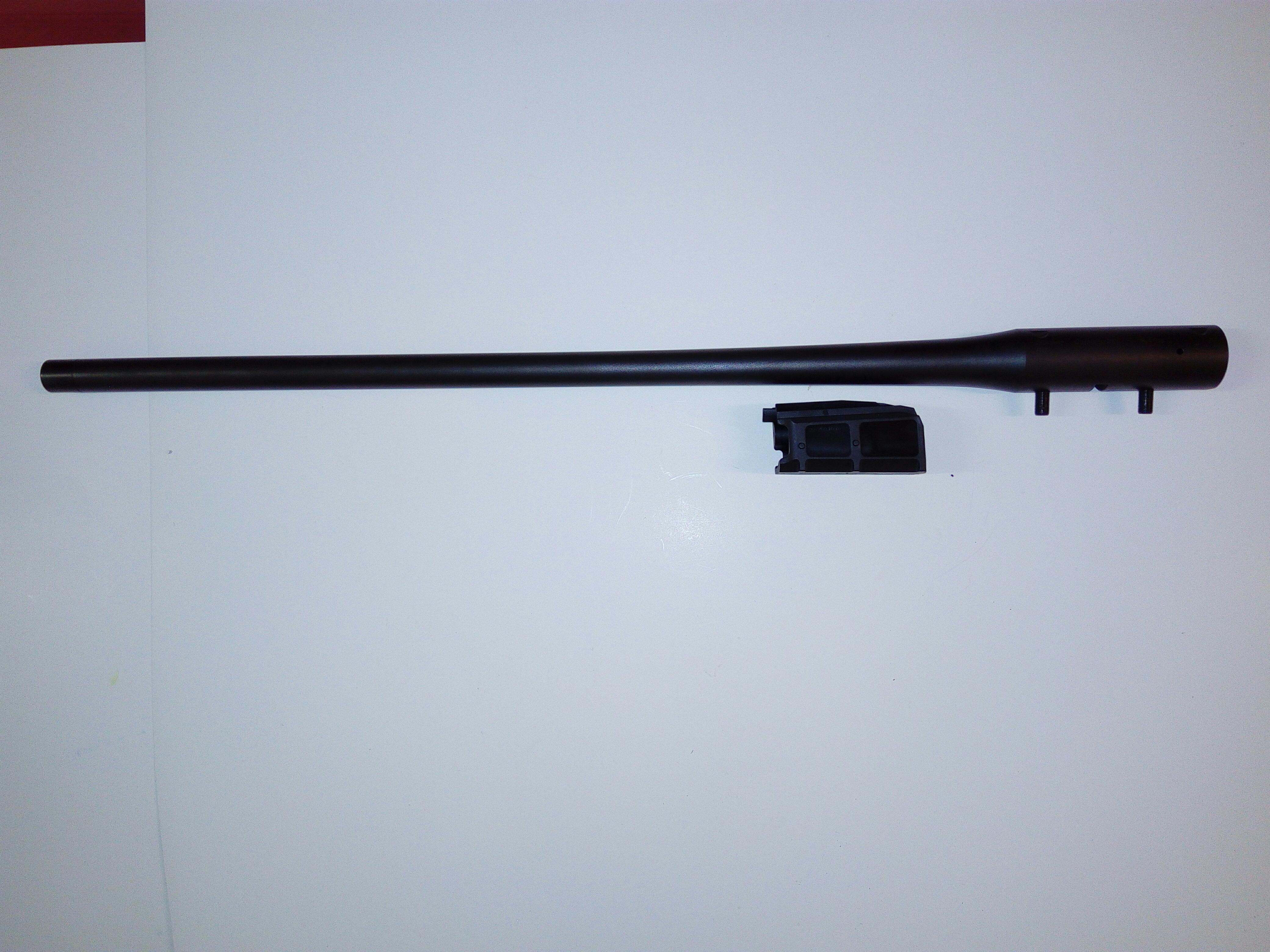 Blaser R8 lisäpiippu .22-250  58cm 15x1, ei tähtäimiä.