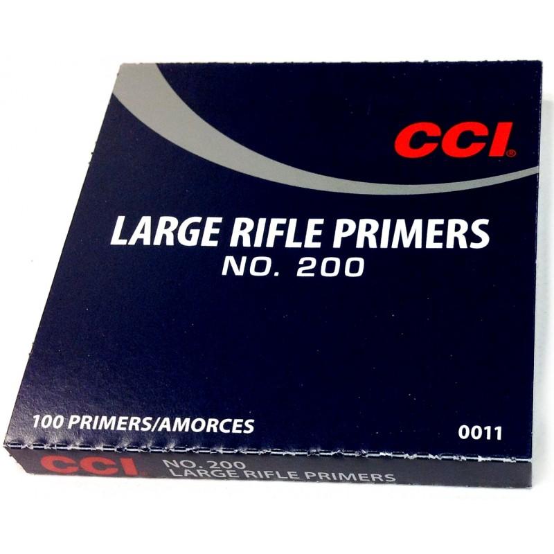 CCI nalli 200 LR iso kiväärinalli 1000kpl/rs