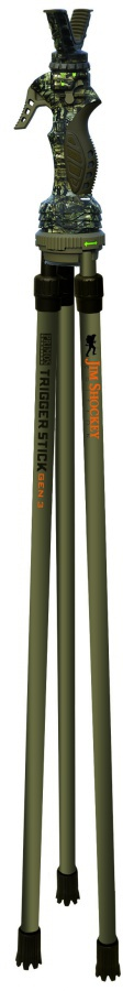 Primos Trigger Stick Gen 3 Tripod kolmijalkainen korkea ampumatuki