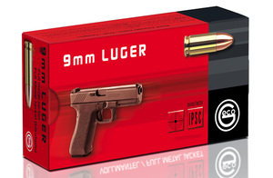 Geco 9mm Luger 8,0g FMJ Tomback Jacket