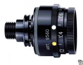 Anschutz 9560 Iris disc with 5 color filter repl 6779