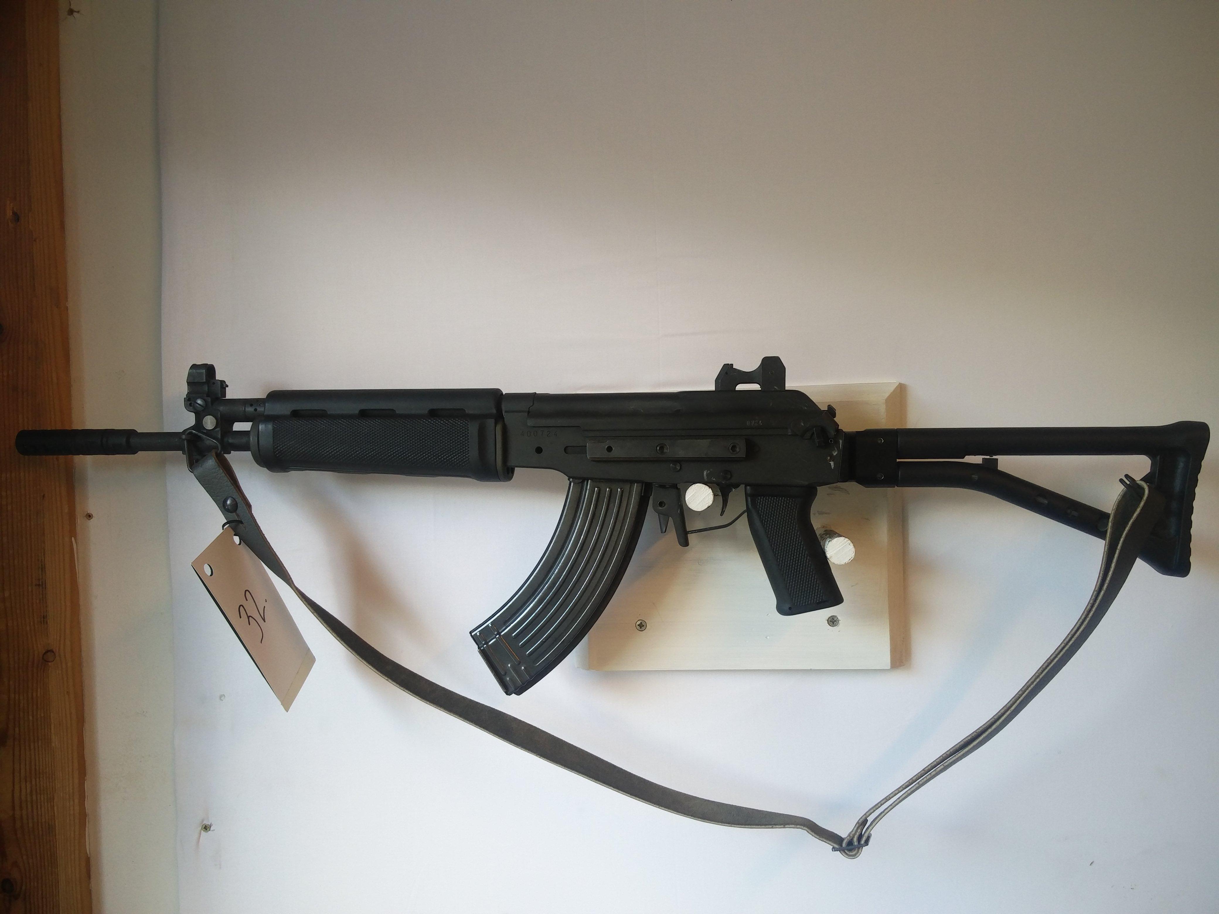 Sako M92S  7,62x39 reserviläiskivääri MT