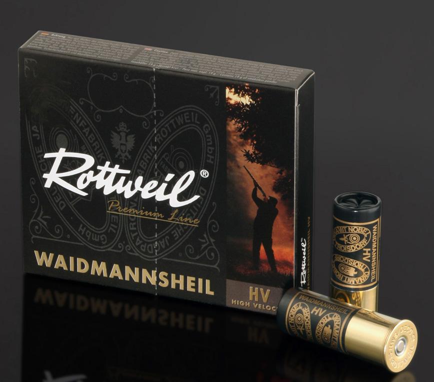 Rottweil Waidmannsheil 20/70 28g 3,2mm