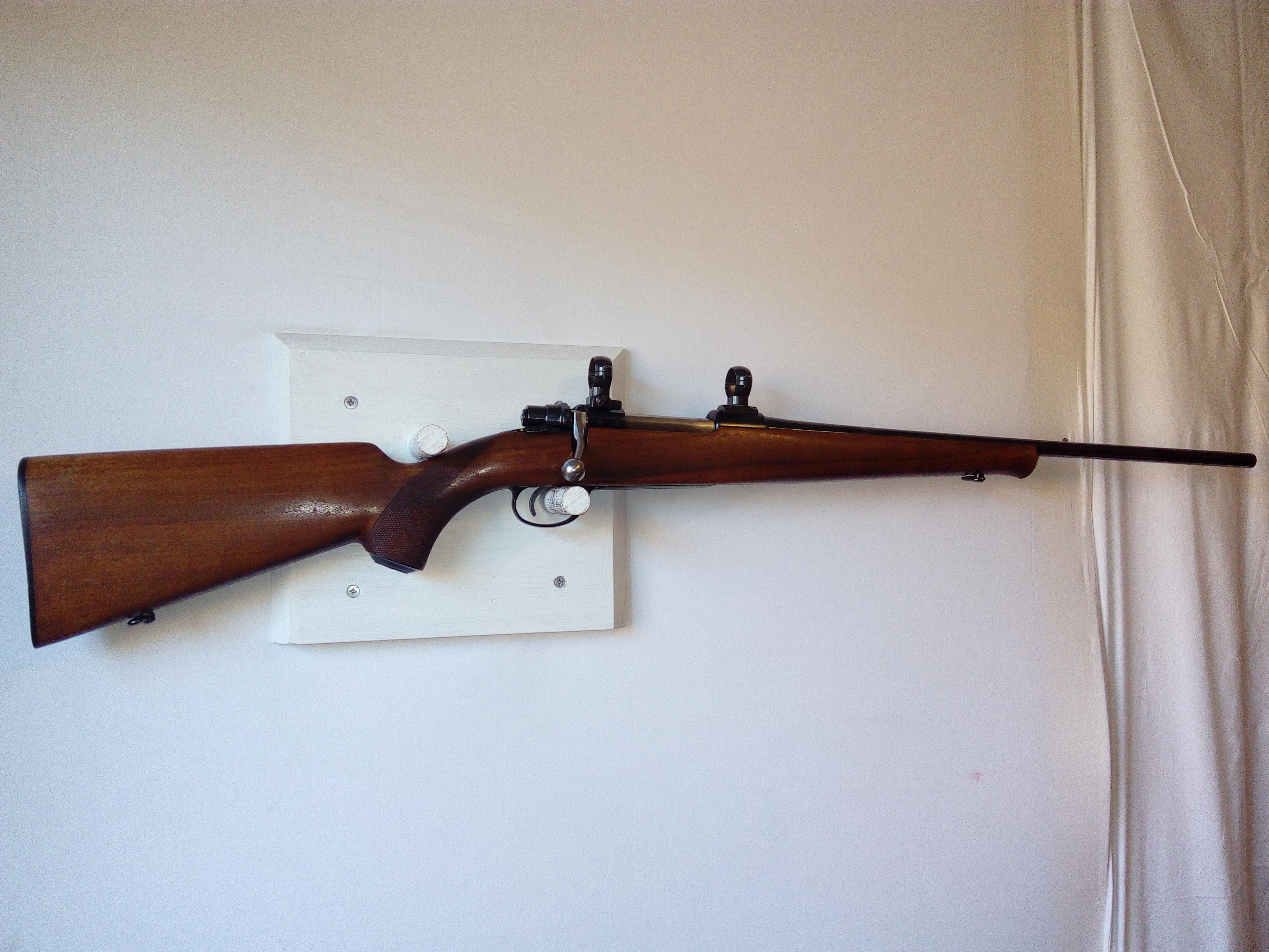 Husgvarna 6,5x55 kivääri  käytetty