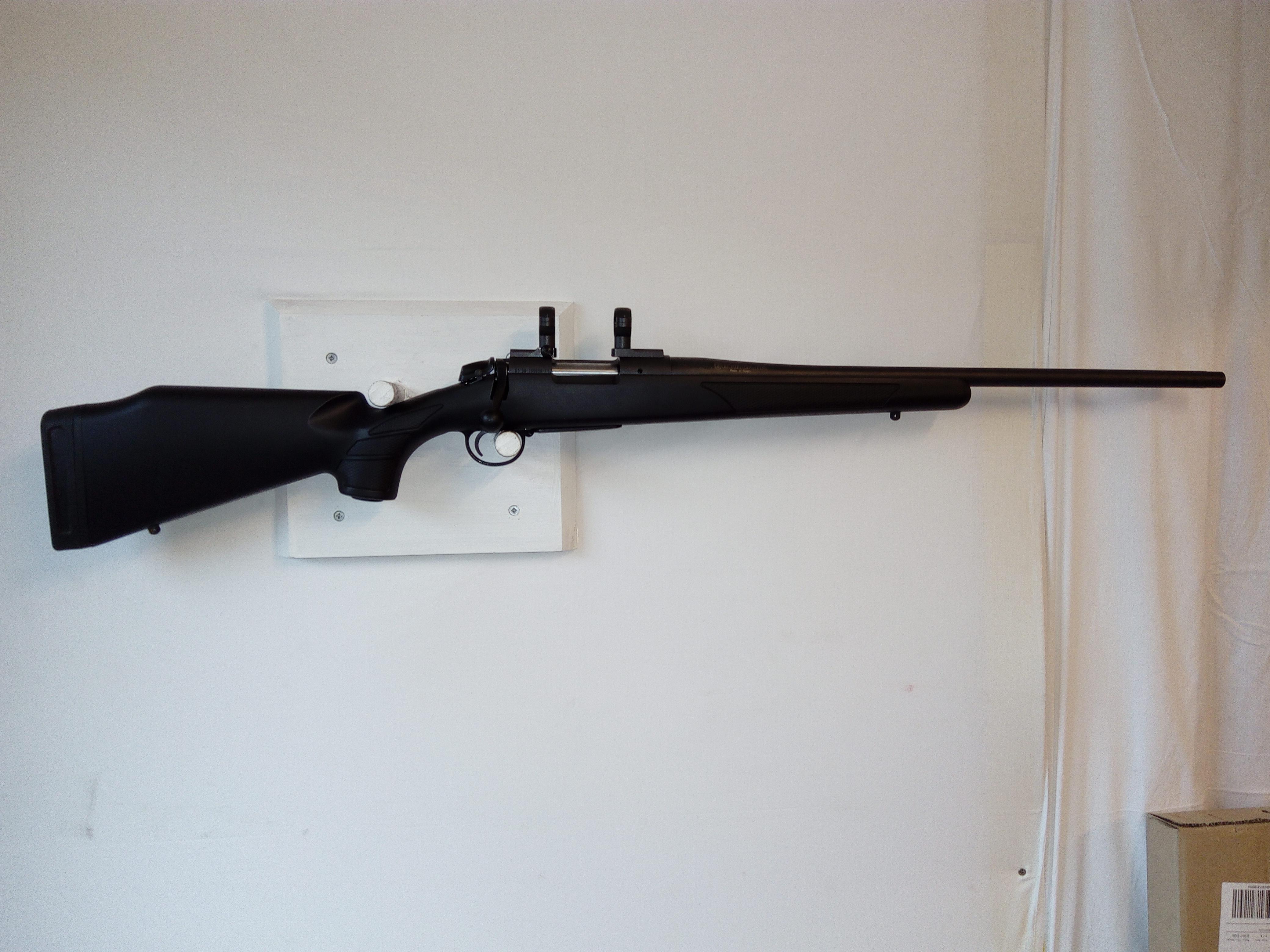 Bergara .308 kivääri+jalat   käytetty