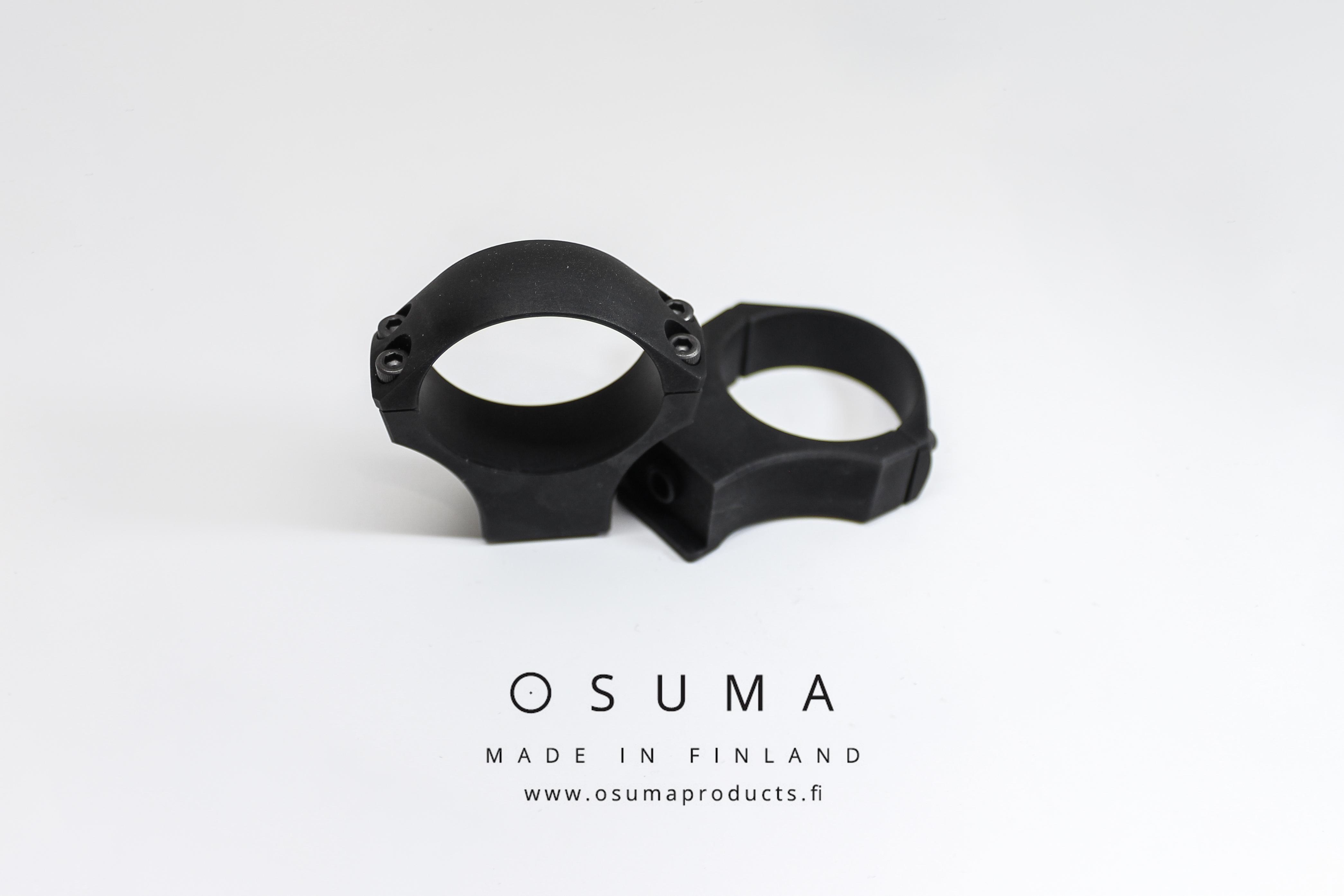 Osuma /Optilock rengasosa  36mm