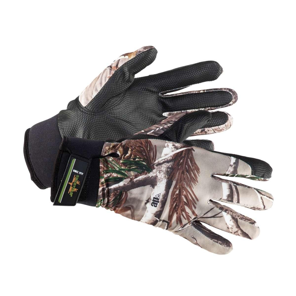Swedteam Glove Grip Camo käsine, koko 2XL