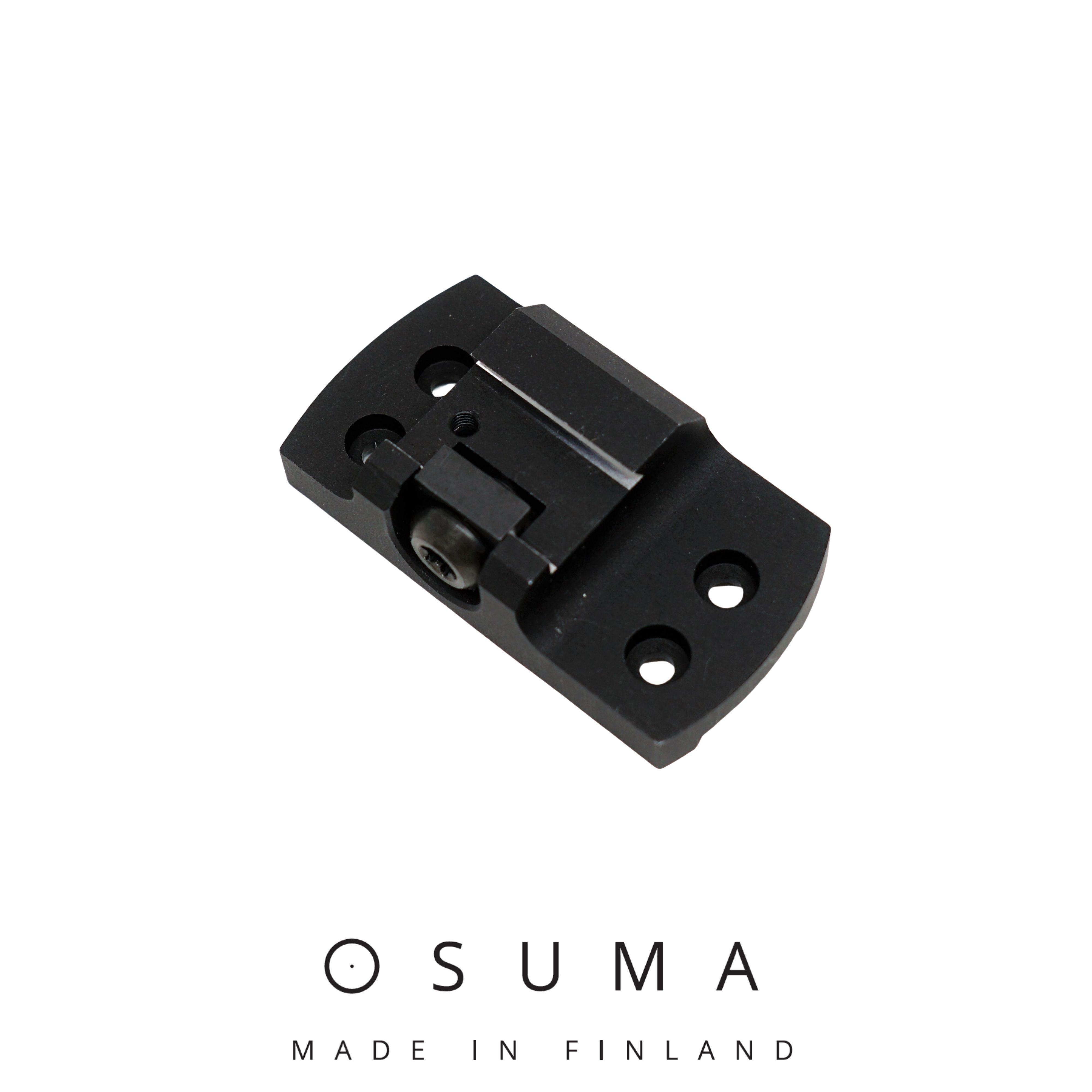 Osuma Aimpoint Micro jalusta 13 mm kiinnityskiskolle