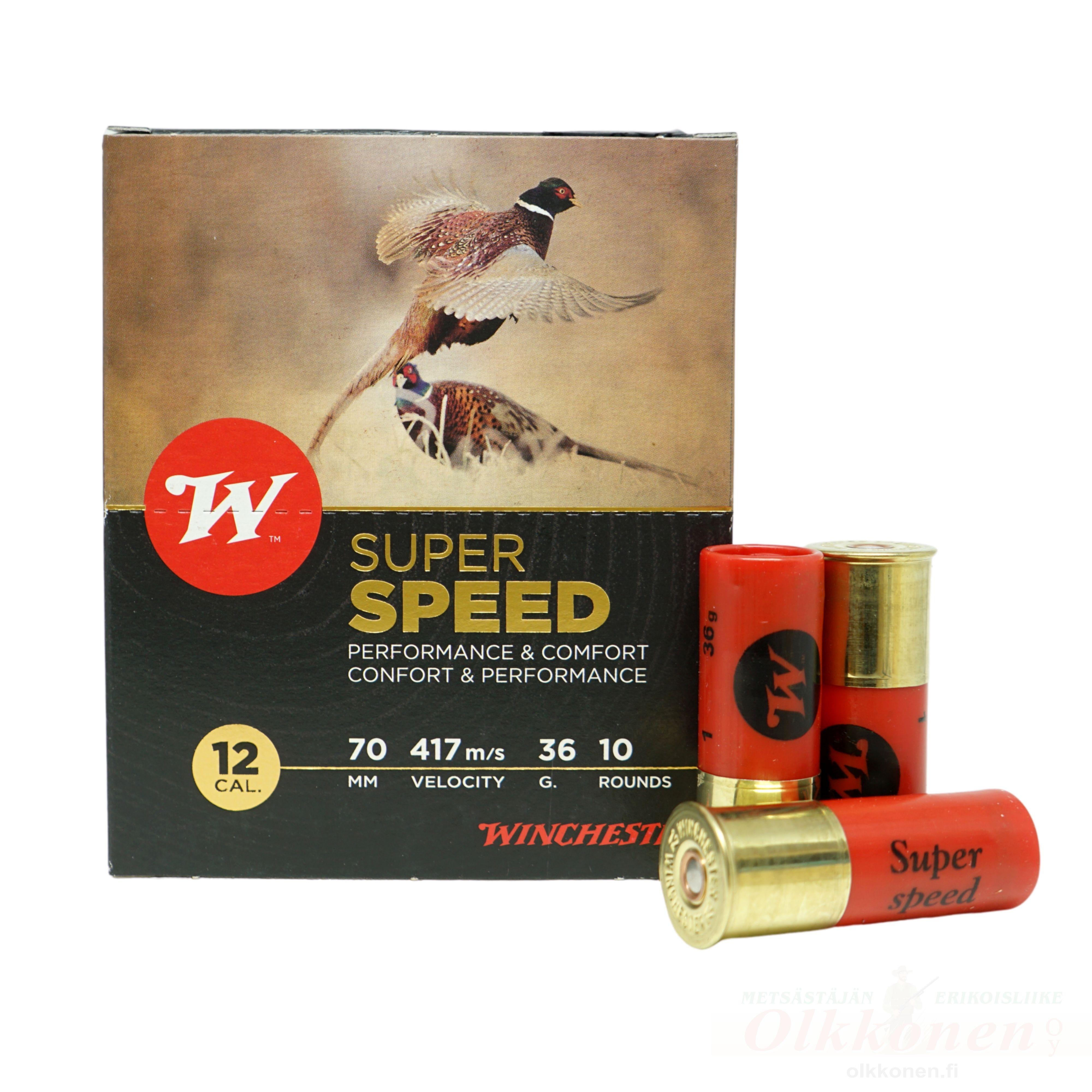 Winchester Super Speed  12/70 36g
