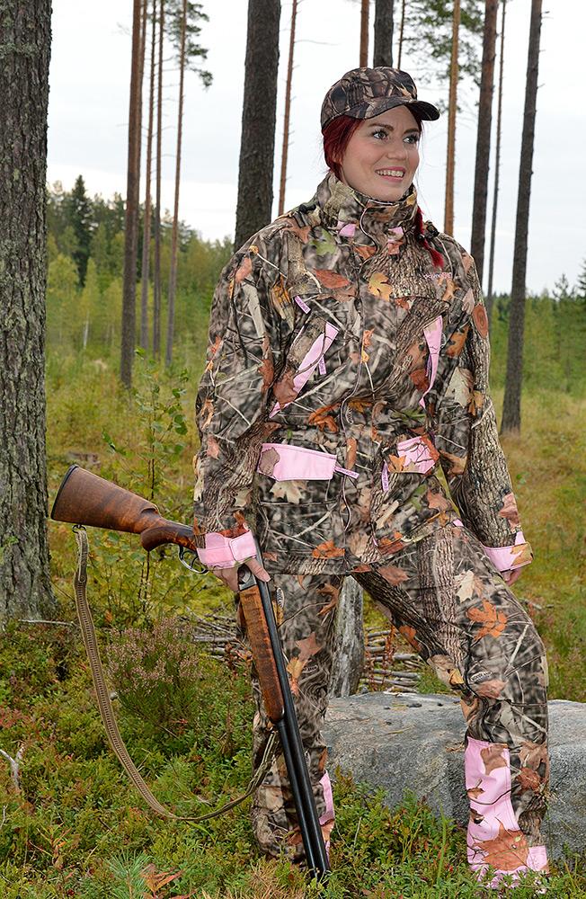 Dovrefjell Hunter Vision Pink housut koko L