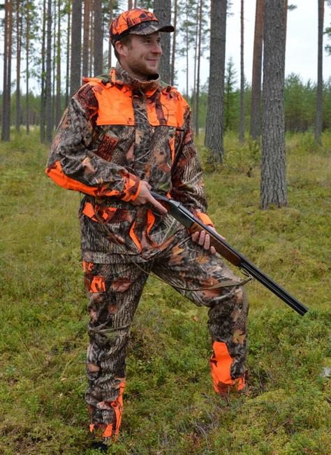 Dovrefjell Hunter Vision Pro turvacamo housut