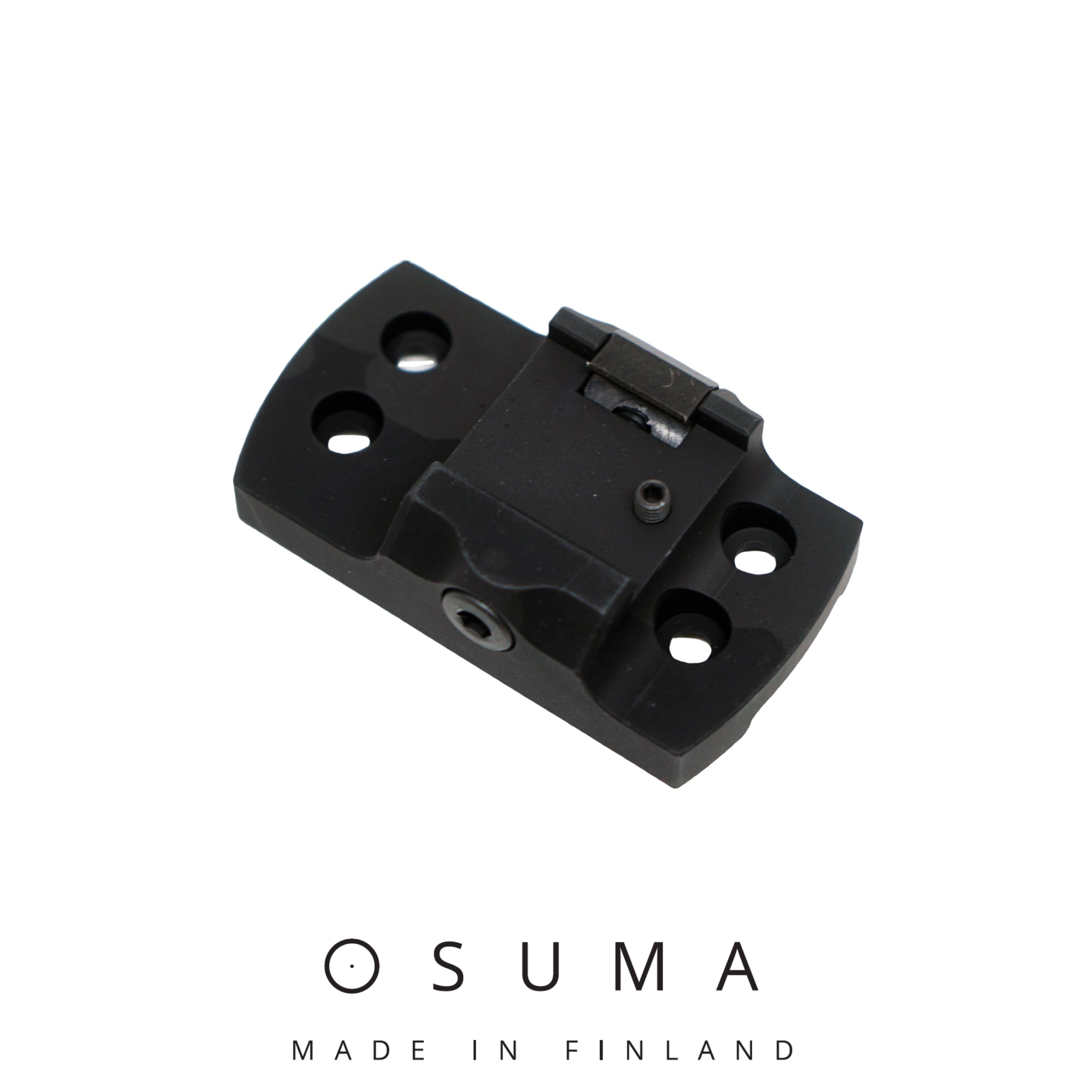 Osuma Aimpoint Micro jalusta Tikka