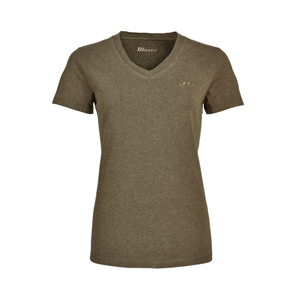 Blaser naisten T-Paita V-kauluksella