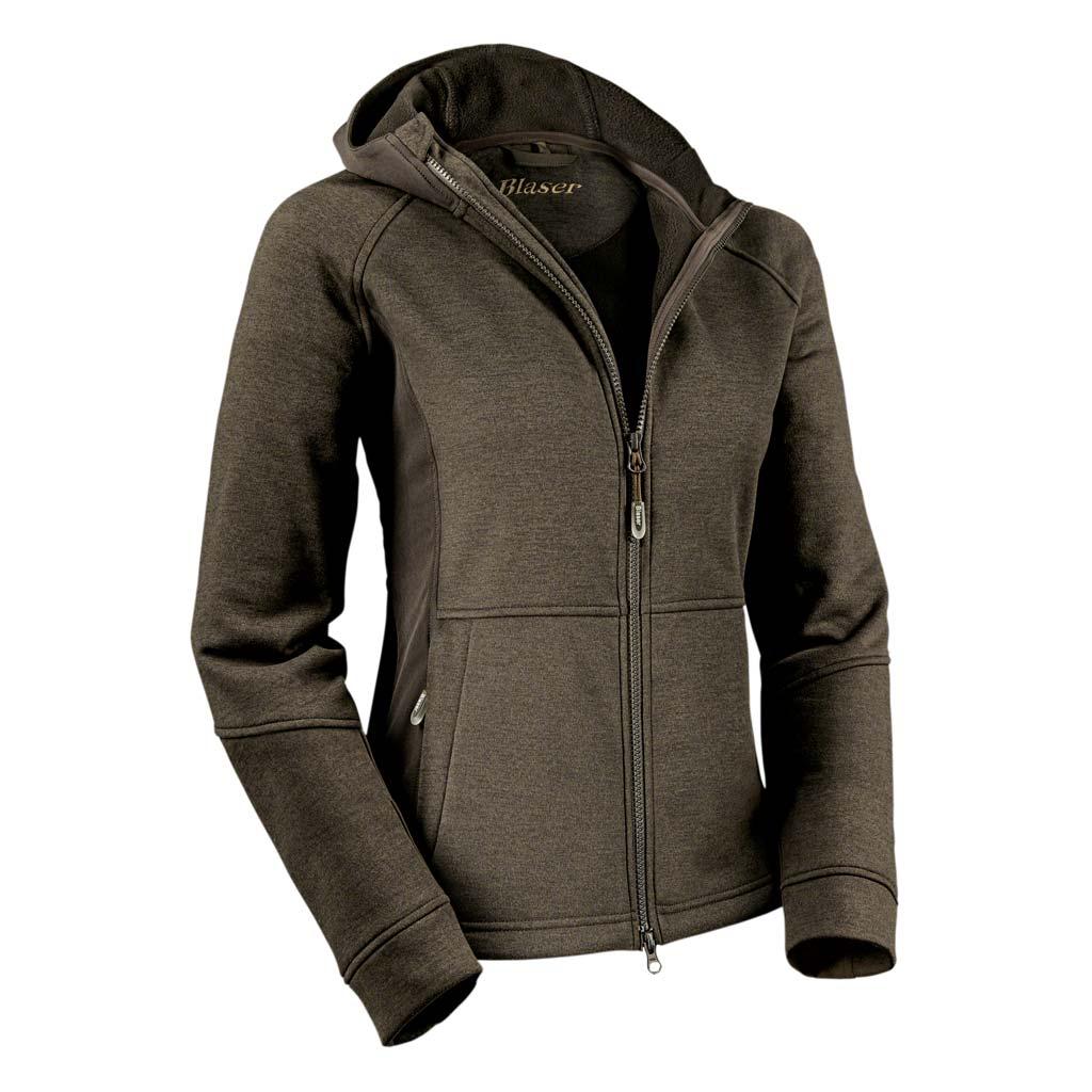 Blaser naisten Active Fleece takki