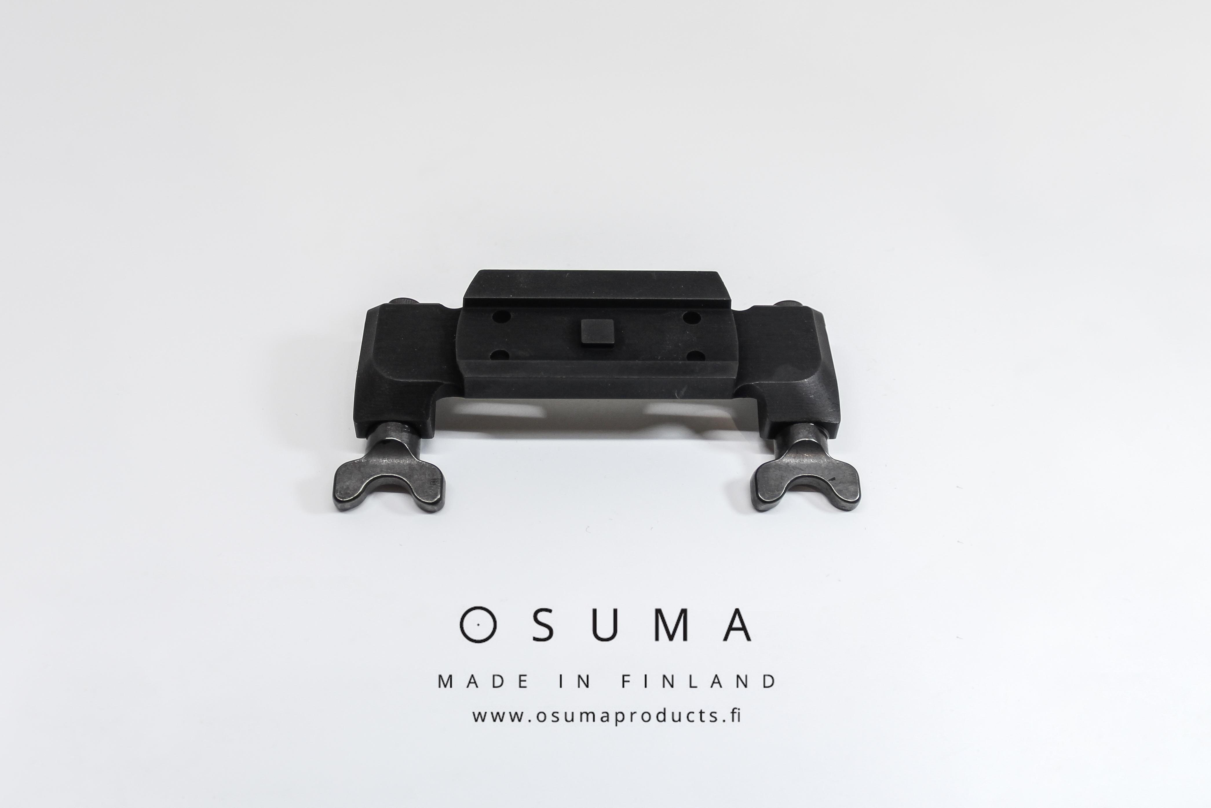 Osuma jalusta Aimpoint Micro H-1 Blaser 2 kiinnitystä OUTLET