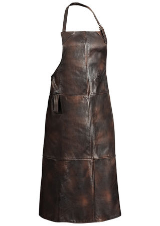 Chevalier Butcher Leather Apron nahkaessu, yksi koko