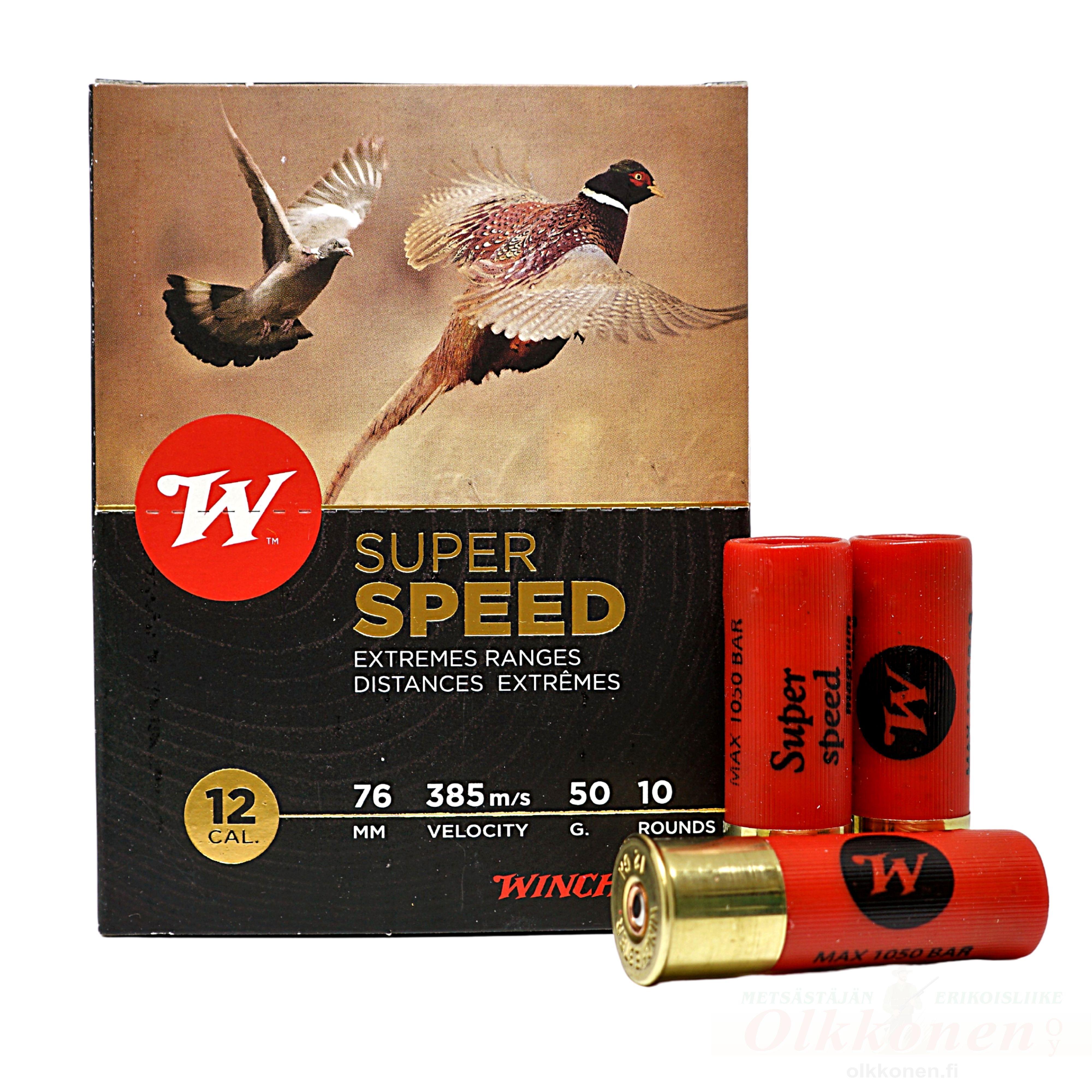Winchester Super Speed G2 12/76 50g