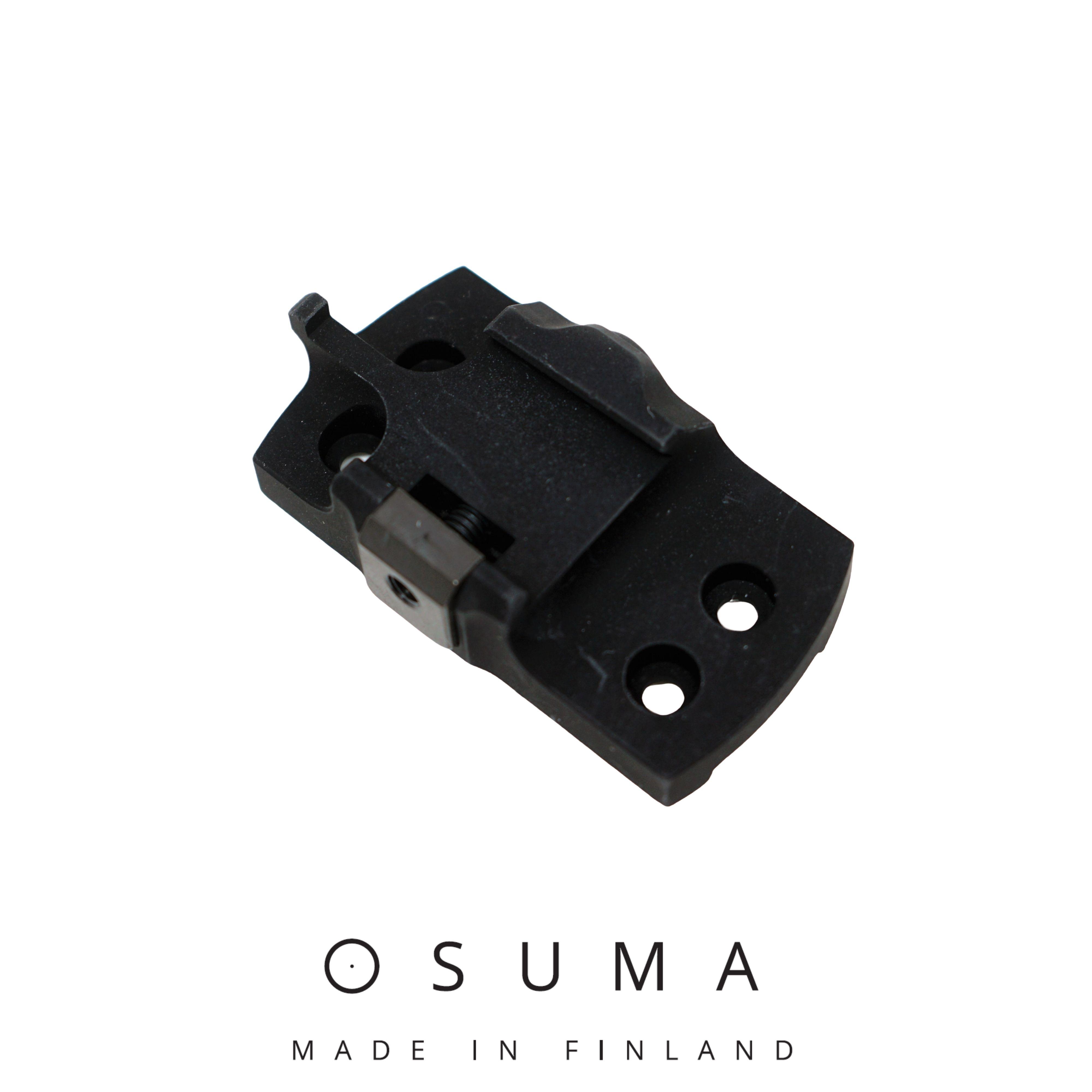 Osuma Aimpoint Micro jalusta Sako