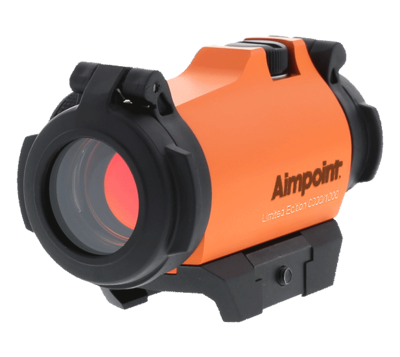 Aimpoint Micro H-2 2MOA Orange Weaver/Picatinny