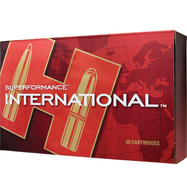 Hornady Superformance INT GMX 9,3x62 16,20g  20kpl/rs