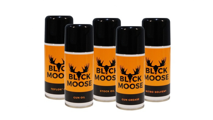 Black Moose aserasva 160ml