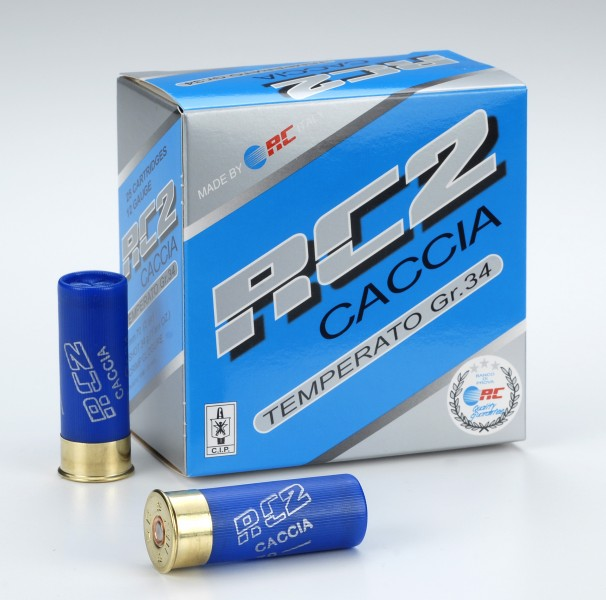 RC2 12/70 34g 1,9mm patruuna 25kpl/rs