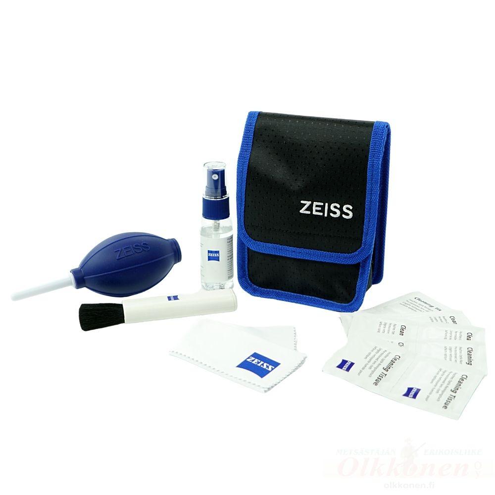 Zeiss kiikarinlinssien puhdistussetti