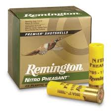 Remington Nitro Pheasant 20/70 nro 5 2,9mm