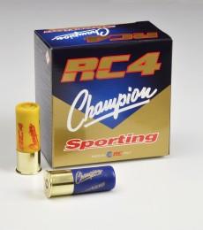 RC4 Champion Sporting 12/70 28g 8/2,3mm patruuna 250kpl/ltk