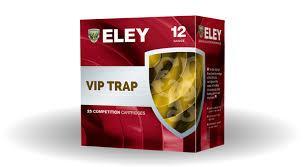 Eley VIP Trap 12/70 24g 8/2,2mm patruuna 25kpl/rs