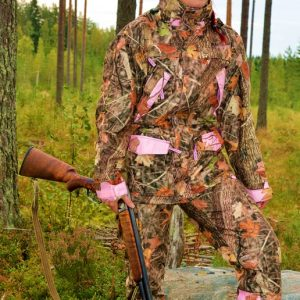 Dovrefjell Hunter Vision Pink takki