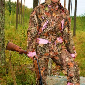Dovrefjell Hunter Vision Pink housut