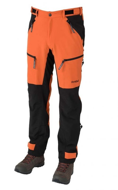 Dovrefjell Custom Fit Orange housut