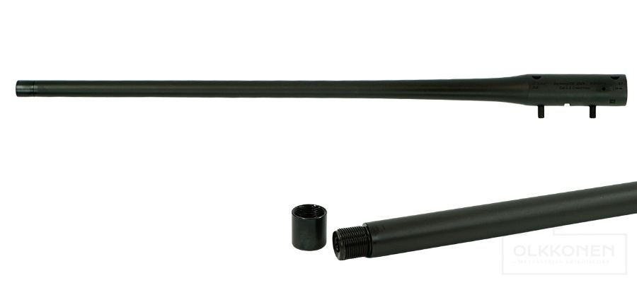 Blaser R8 piippu 6,5 Creedmoore Standard ST 58 cm 15x1, ei tähtäimiä