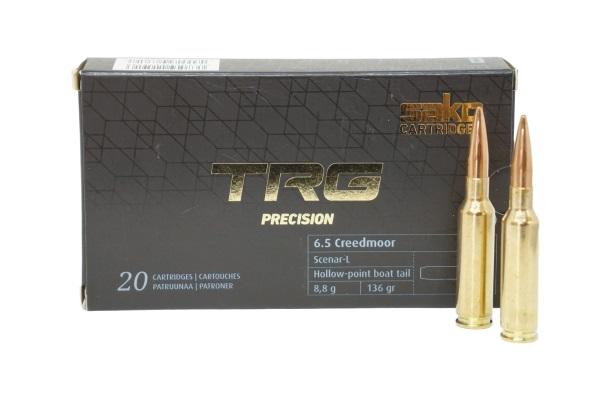 Sako Trg Precision 6,5 Creedmoore HPBT Scenar-L 8,8g patruuna 20kpl/rs