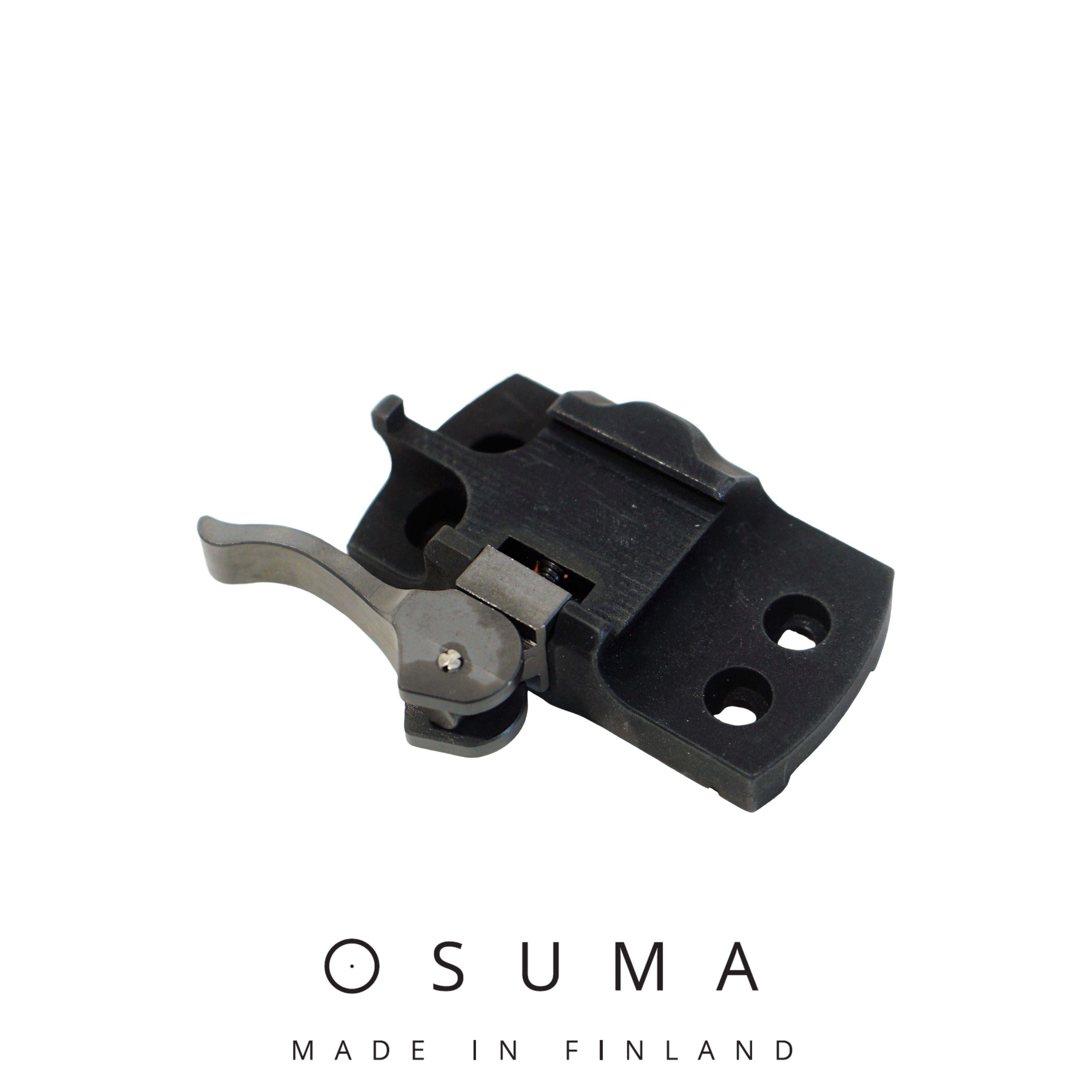Osuma pikajalusta Sako Aimpoint Micro H-2