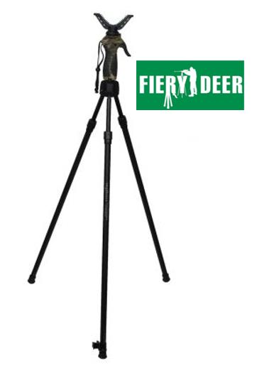 Fierydeer gen-4 Ampumakeppi 3-jalkainen