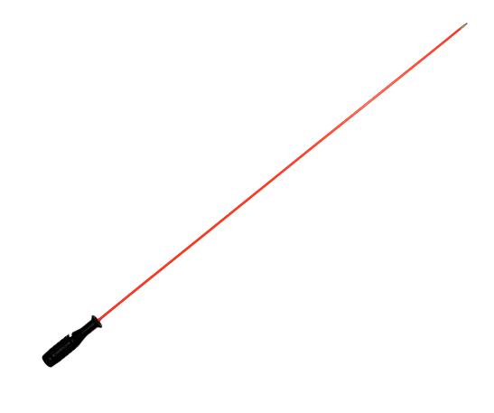 Puhdistuspuikko + huopatulppa adapteri 4mm varsi 17 HMR